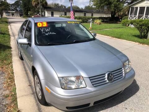 2003 Volkswagen Jetta for sale at Castagna Auto Sales LLC in Saint Augustine FL