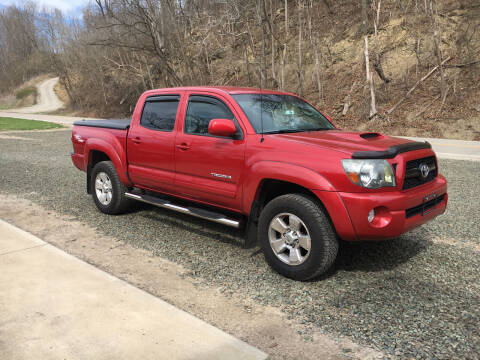 2011 Toyota Tacoma for sale at DONS AUTO CENTER in Caldwell OH