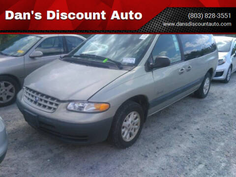 1999 Plymouth Grand Voyager for sale at Dan's Discount Auto in Gaston SC