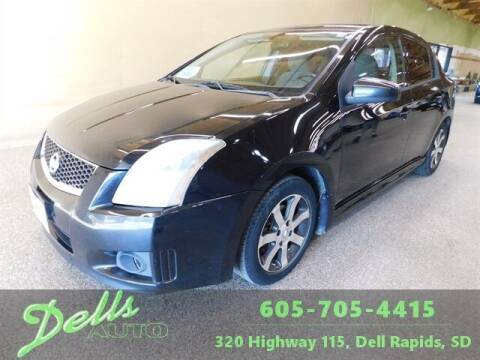 2011 Nissan Sentra for sale at Dells Auto in Dell Rapids SD