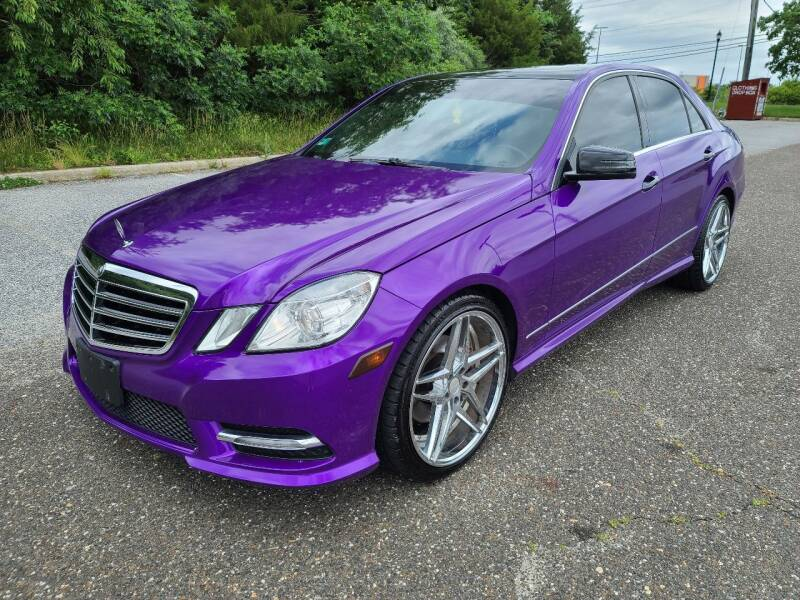 2012 Mercedes-Benz E-Class for sale in Sewell, NJ