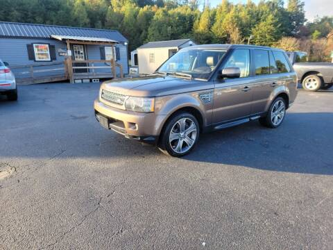 2010 Land Rover Range Rover Sport for sale at Elite Auto Brokers in Lenoir NC