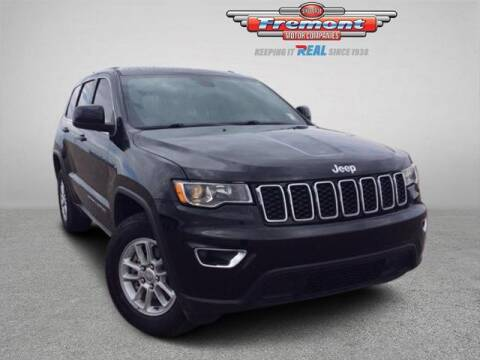 2018 Jeep Grand Cherokee for sale at Rocky Mountain Commercial Trucks in Casper WY
