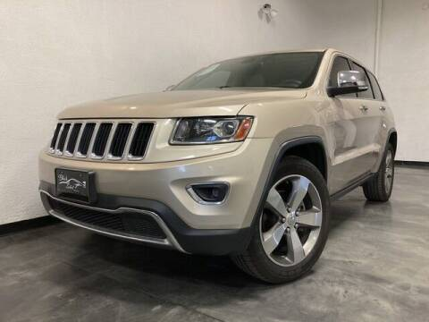 2014 Jeep Grand Cherokee for sale at BLACK LABEL AUTO FIRM in Riverside CA