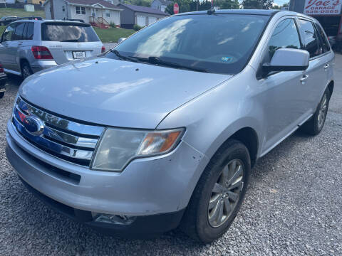 2010 Ford Edge for sale at Trocci's Auto Sales in West Pittsburg PA