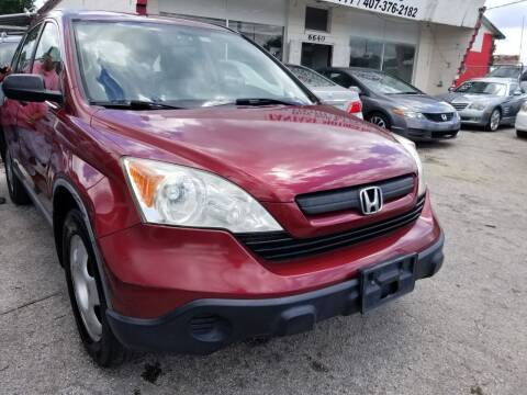 2008 Honda CR-V for sale at Fantasy Motors Inc. in Orlando FL