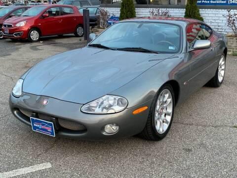 2002 Jaguar XKR for sale at Mack 1 Motors in Fredericksburg VA