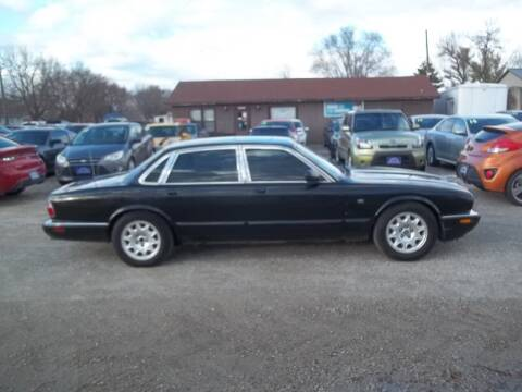 2001 Jaguar XJ-Series for sale at BRETT SPAULDING SALES in Onawa IA