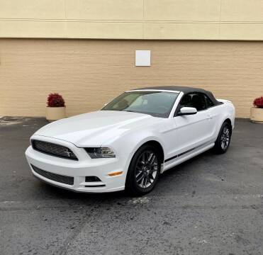 2014 Ford Mustang for sale at Monterrey Auto Brokers in Decatur GA