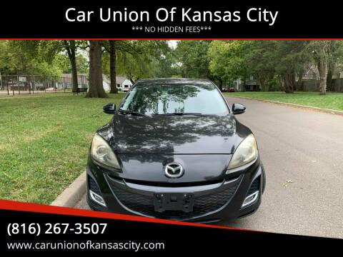 2010 Mazda MAZDA3 for sale at Car Union Of Kansas City in Kansas City MO