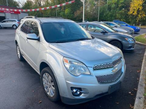 2011 Chevrolet Equinox for sale at Right Place Auto Sales in Indianapolis IN