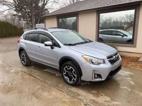 2017 Subaru Crosstrek for sale at VITALIYS AUTO SALES in Chicopee MA