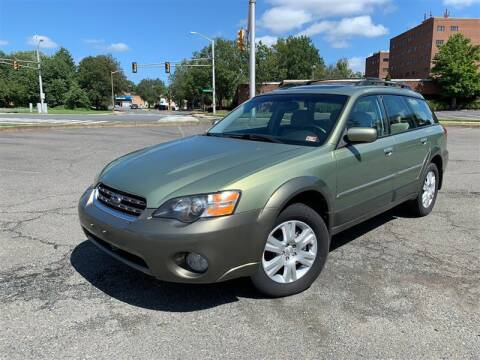 2005 Subaru Outback for sale at Crown Auto Group in Falls Church VA