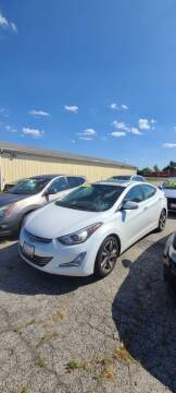 2015 Hyundai Elantra for sale at Chicago Auto Exchange in South Chicago Heights IL