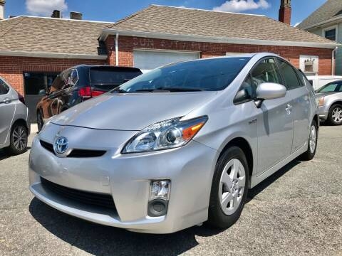 2011 Toyota Prius for sale at Real Auto Shop Inc. in Somerville MA
