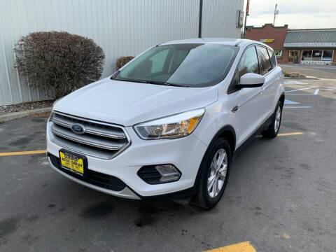 2017 Ford Escape for sale at DAVENPORT MOTOR COMPANY in Davenport WA