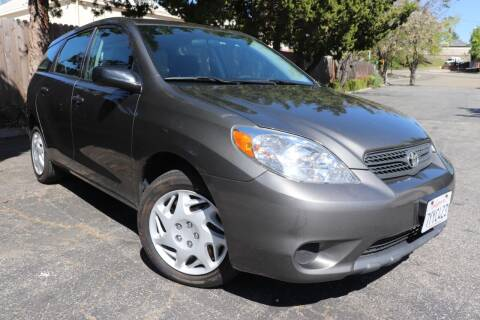 2007 Toyota Matrix for sale at California Auto Sales in Auburn CA