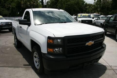 2015 Chevrolet Silverado 1500 for sale at Mike's Trucks & Cars in Port Orange FL