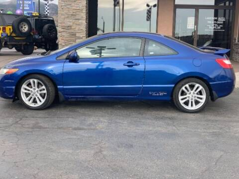 2006 Honda Civic for sale at Lakeside Auto Brokers in Colorado Springs CO