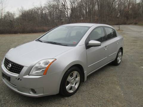 2008 Nissan Sentra for sale at Peekskill Auto Sales Inc in Peekskill NY