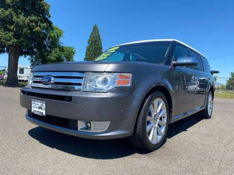 2010 Ford Flex for sale at Pacific Auto LLC in Woodburn OR