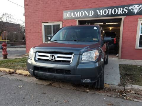 2006 Honda Pilot for sale at Diamond Motors in Pecatonica IL