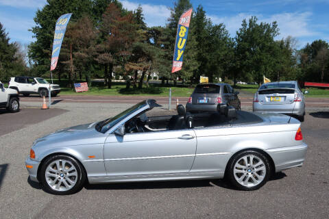 2002 BMW 3 Series for sale at GEG Automotive in Gilbertsville PA