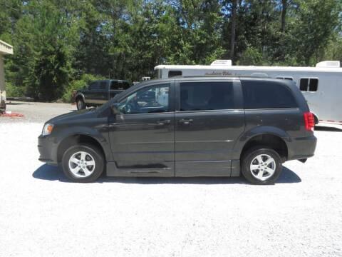 2012 Dodge Grand Caravan for sale at Ward's Motorsports in Pensacola FL