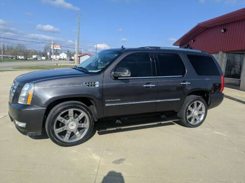 2010 Cadillac Escalade for sale at Nationwide Auto Works in Medina OH