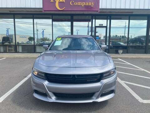2016 Dodge Charger for sale at Greenville Motor Company in Greenville NC