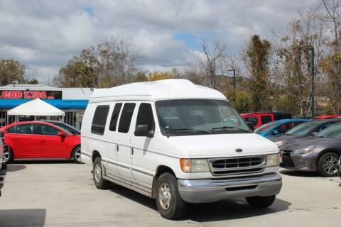 1999 Ford E-Series Cargo for sale at Car 1234 inc in El Cajon CA