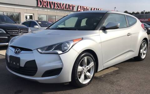 2014 Hyundai Veloster for sale at DriveSmart Auto Sales in West Chester OH