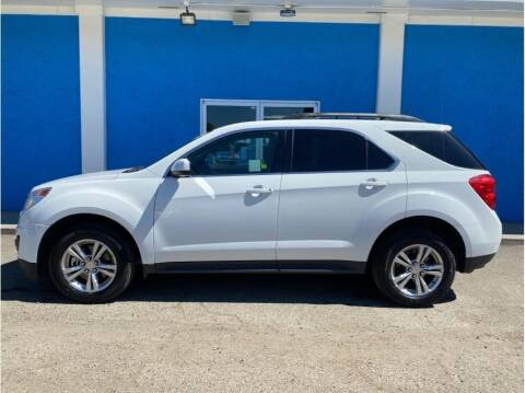 2015 Chevrolet Equinox for sale at Khodas Cars in Gilroy CA