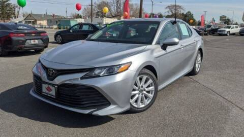 2018 Toyota Camry for sale at Alvarez Auto Sales in Kennewick WA