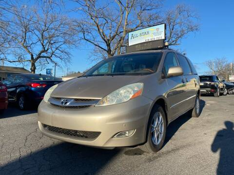 2006 Toyota Sienna for sale at All Star Auto Sales and Service LLC in Allentown PA