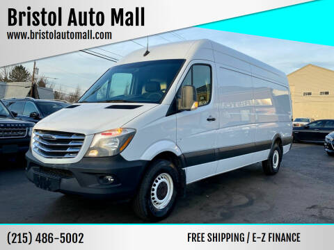 2018 Freightliner Sprinter Cargo for sale at Bristol Auto Mall in Levittown PA