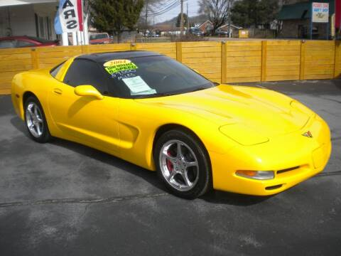 2004 Chevrolet Corvette for sale at Houser & Son Auto Sales in Blountville TN
