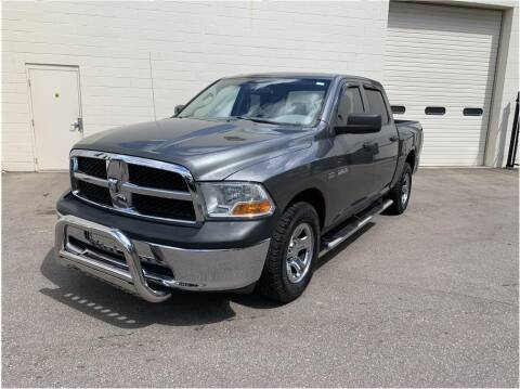 2010 Dodge Ram Pickup 1500 for sale at Metro Car Co. in Troy MI