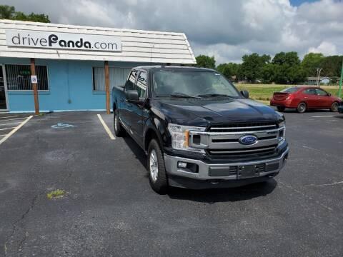 2018 Ford F-150 for sale at DrivePanda.com in Dekalb IL