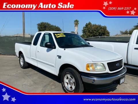 2003 Ford F-150 for sale at Economy Auto Sale in Modesto CA