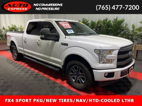 2017 Ford F-150 for sale at Auto Express in Lafayette IN
