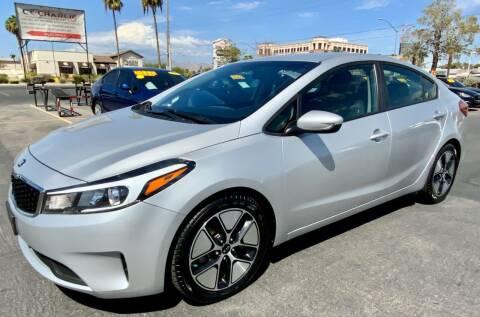 2018 Kia Forte for sale at Charlie Cheap Car in Las Vegas NV