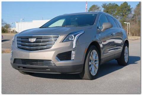 2019 Cadillac XT5 for sale at WHITE MOTORS INC in Roanoke Rapids NC