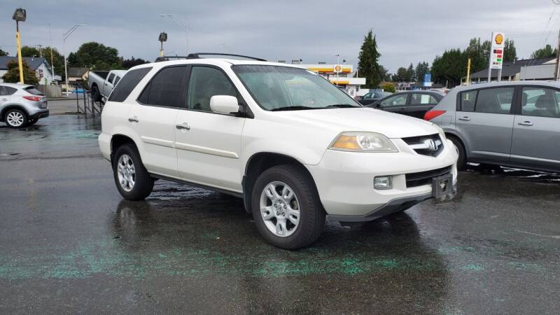 2004 Acura MDX for sale at Good Guys Used Cars Llc in East Olympia WA