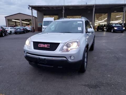 2012 GMC Acadia for sale at HERMANOS SANCHEZ AUTO SALES LLC in Dallas TX