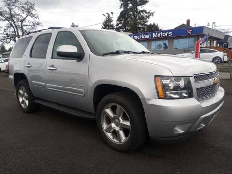 2013 Chevrolet Tahoe for sale at All American Motors in Tacoma WA