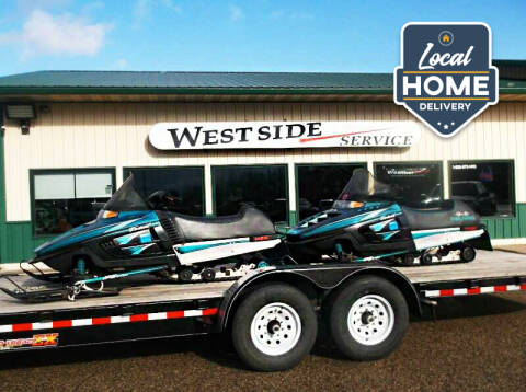 1996 Polaris Trail 498 CC for sale at West Side Service in Auburndale WI