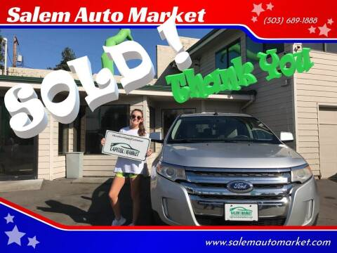 2011 Ford Edge for sale at Salem Auto Market in Salem OR