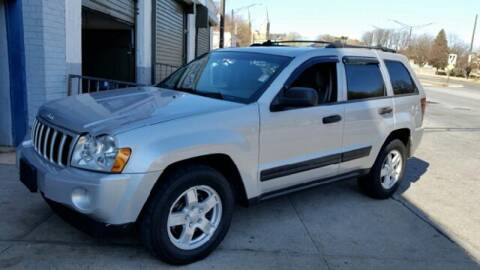 2006 Jeep Grand Cherokee for sale at White River Auto Sales in New Rochelle NY
