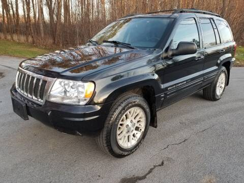 2004 Jeep Grand Cherokee for sale at Arcia Services LLC in Chittenango NY